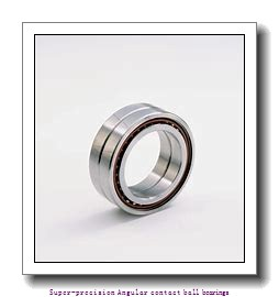 55 mm x 90 mm x 18 mm  skf 7011 CB/P4A Super-precision Angular contact ball bearings