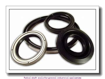skf 30X45X8 CRW1 P Radial shaft seals for general industrial applications