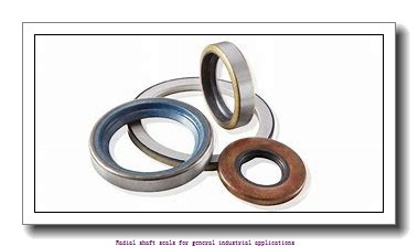 skf 34X62X10 HMSA10 V Radial shaft seals for general industrial applications