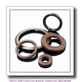 skf 17X35X7 CRW1 R Radial shaft seals for general industrial applications