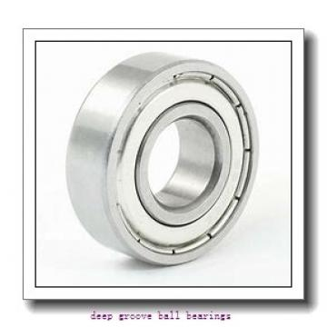 105 mm x 190 mm x 36 mm  skf 6221 Deep groove ball bearings