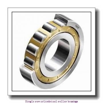 30 mm x 72 mm x 27 mm  NTN NU2306E Single row cylindrical roller bearings