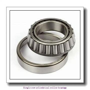 110 mm x 240 mm x 50 mm  NTN NU322 Single row cylindrical roller bearings