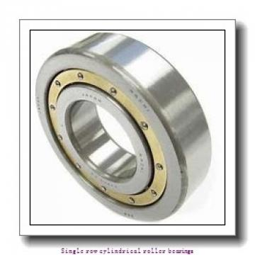 40 mm x 80 mm x 23 mm  NTN NU2208ET2XC3 Single row cylindrical roller bearings