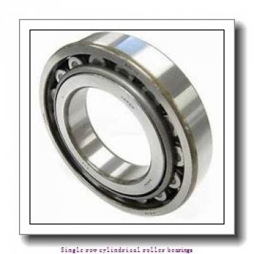 110 mm x 200 mm x 38 mm  NTN NUP222 Single row cylindrical roller bearings