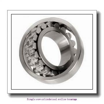 110 mm x 240 mm x 50 mm  NTN NU322ET2C3 Single row cylindrical roller bearings