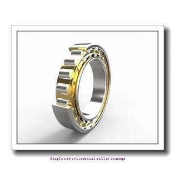 40 mm x 80 mm x 18 mm  NTN NUP208 Single row cylindrical roller bearings