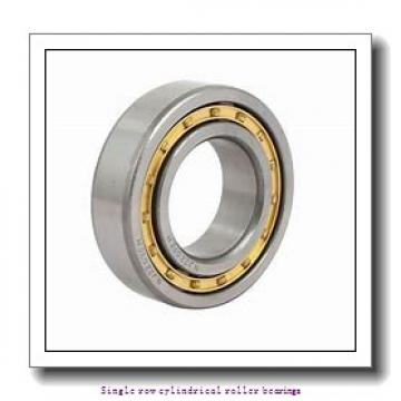 100 mm x 180 mm x 46 mm  NTN NUP2220 Single row cylindrical roller bearings