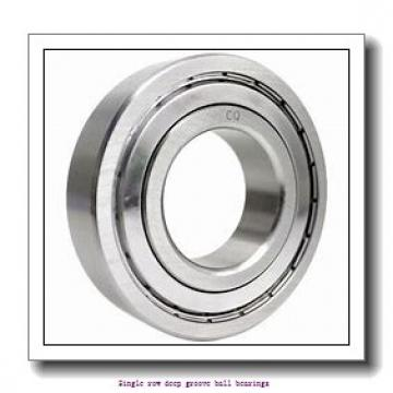 60 mm x 95 mm x 18 mm  NTN 6012C3 Single row deep groove ball bearings