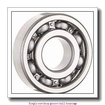 70 mm x 110 mm x 20 mm  NTN 6014ZZNR/2AS Single row deep groove ball bearings