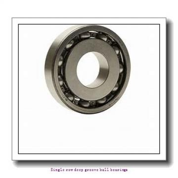 85 mm x 130 mm x 22 mm  NTN 6017ZZCM/5K Single row deep groove ball bearings