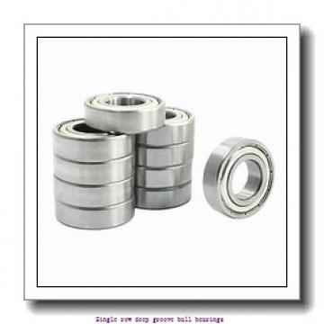 65 mm x 100 mm x 18 mm  NTN 6013ZZNR/2AS Single row deep groove ball bearings