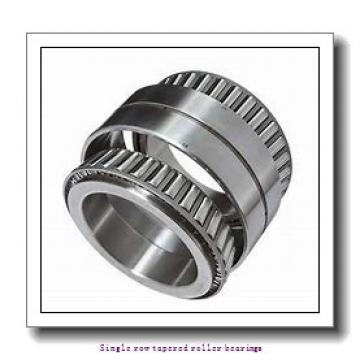 49.212 mm x 114.3 mm x 44.45 mm  skf 65390/65320 Single row tapered roller bearings