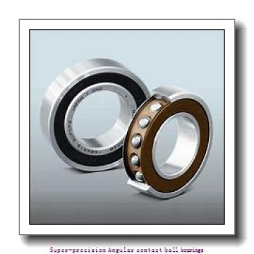 40 mm x 62 mm x 12 mm  skf S71908 ACDTP/P4B Super-precision Angular contact ball bearings