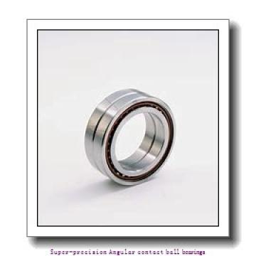 80 mm x 110 mm x 16 mm  skf S71916 ACE/P4A Super-precision Angular contact ball bearings