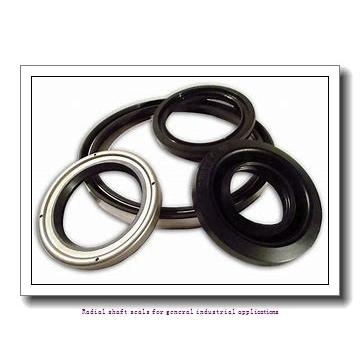 skf 17X35X7 CRW1 V Radial shaft seals for general industrial applications