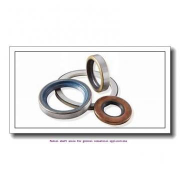 skf 12637 Radial shaft seals for general industrial applications