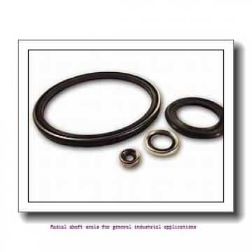 skf 95X140X12 HMS5 RG Radial shaft seals for general industrial applications