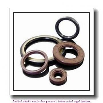 skf 24X38X10 CRS1 R Radial shaft seals for general industrial applications