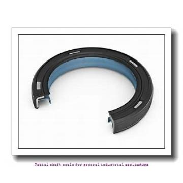 skf 80X125X12 HMSA10 RG Radial shaft seals for general industrial applications