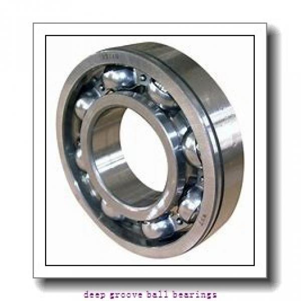 8 mm x 14 mm x 3.5 mm  skf W 637/8 X Deep groove ball bearings #1 image