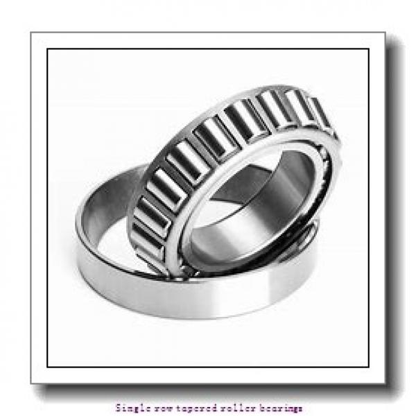 57.15 mm x 104.775 mm x 29.317 mm  skf 462/453 X Single row tapered roller bearings #1 image