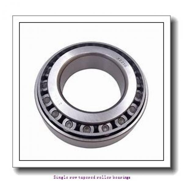 762 mm x 889 mm x 69.85 mm  skf LL 483449/418 Single row tapered roller bearings #1 image