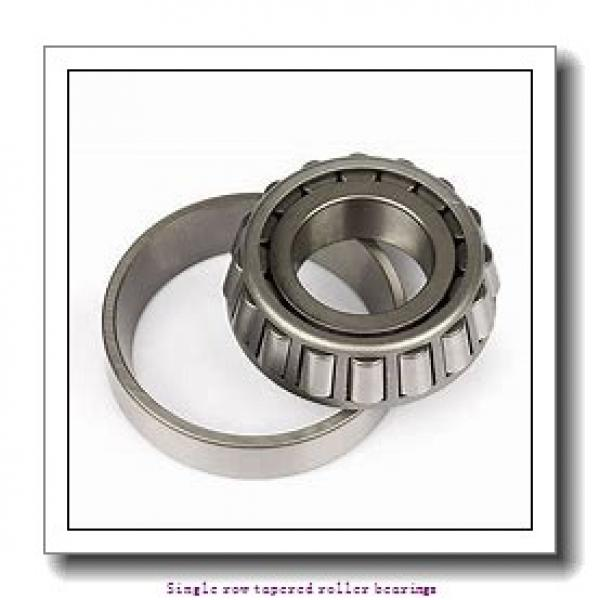 40 mm x 80 mm x 22.403 mm  skf 344 A/332 Single row tapered roller bearings #1 image