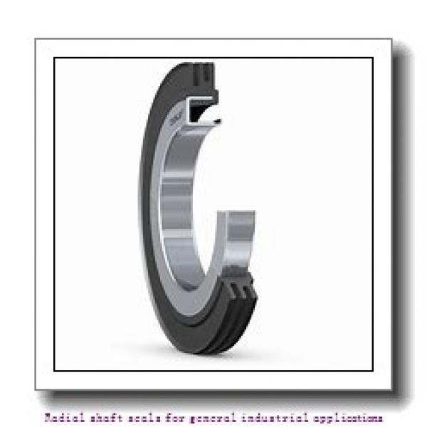 skf 60X85X8 CRW1 R Radial shaft seals for general industrial applications #1 image