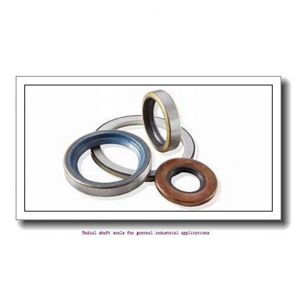 skf 38X58X8 CRW1 V Radial shaft seals for general industrial applications #1 image