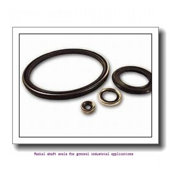 skf 25078 Radial shaft seals for general industrial applications #1 image